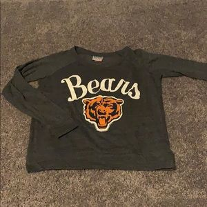 Chicago Bears long sleeve crew neck